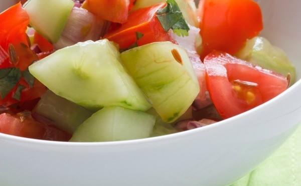 Grape Tomato Salad